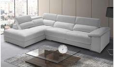 Los sofás modernos y de diseño que todos queremos tener en casa en 2018 #Minimalista Living Room Tv Unit Designs, Living Room Sofa Design, Home Living Room, Living Room Decor, Small Lounge Rooms, Home Decor Furniture, Sofa Set, Modern Bedroom, Ikea