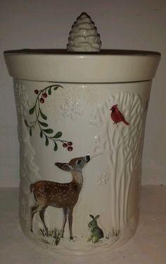 Better Homes & Gardens Heritage Cookie Jar