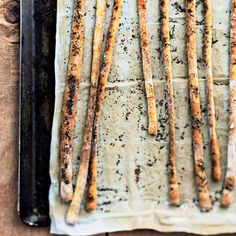 Make these herby Italian Bread Sticks and see if you can eat just one!