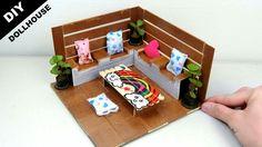 Easy & Quick Miniature Dollhouse