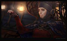 Dune Honored Matre by guchi.deviantart.com on @DeviantArt