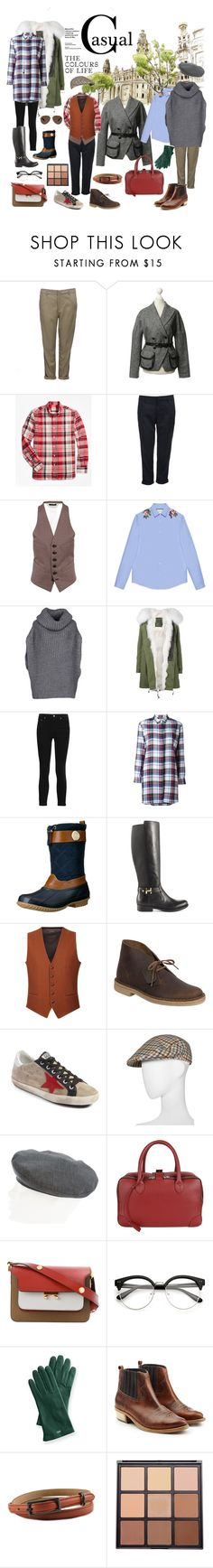 """casual"" by irina-rainbow on Polyvore featuring мода, rag & bone, Stefanel, Brooks Brothers, Dsquared2, Gucci, Mr & Mrs Italy, Golden Goose, Tommy Hilfiger и Tagliatore"