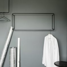 Clothing Rail - Wall | Hjem og have | Such & Such