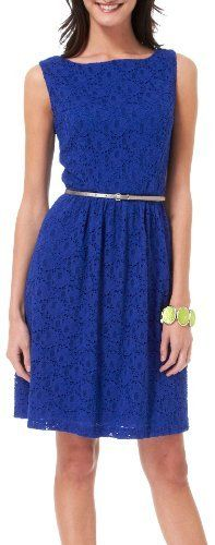 Ronni Nicole Belted Cobalt Blue Lace Dress COBALT BLUE 10 Ronni Nicole,http://www.amazon.com/dp/B00B5TAHJY/ref=cm_sw_r_pi_dp_i2sprb0H16MZ8S5B on sale for $49
