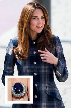 We've rounded up the most gorgeous celebrity engagement rings of all time. We have all the details, features, and photos for these expensive and big engagement rings worn by your favorite celebs. Big Engagement Rings, Celebrity Engagement Rings, Wedding Engagement, Most Expensive Ring, Kate Middleton, Princesa Kate, Engagement Celebration, Royal Tiaras, Lily Collins