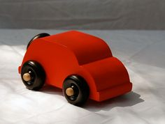 Biff Mobile by Fowler Custom Works -  Whether you're a car buff or an avid toy collector, you'll find that it's a whimsical way to showcase your business cards or even hold your phone. Read more at http://www.yankodesign.com/2014/03/11/the-card-car/#eok3d5FbGVyBzEtV.99