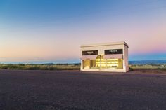 In celebration of our limited time Prada Marfa sale, Gray Malin is listing the top 3 reasons why you should make a stop in Marfa, Texas on your next roadtrip. Prada Marfa, Marfa Lights, Magic Hour, Room Tour, Media Images, Large Prints, Fine Art Photography, Over The Years, Sunrise