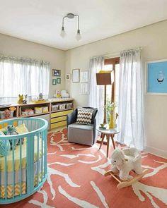 Um Safari Divertido. Esse é o tema do quarto da pequena Cecília. Foto: Sidney Doll #décor #decoração #decoration  #architecture #arquitetura #architecture #brazil #acaradecasaejardim