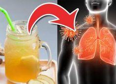Această băutură curăță plămânii – toți cei care au renunțat la fumat trebuie să o bea! Lunges, Mason Jars, Tableware, Fitness, Turmeric, Dinnerware, Tablewares, Canning Jars, Place Settings