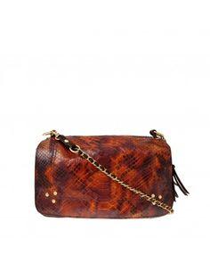 Bobi Python Shoulder Bag