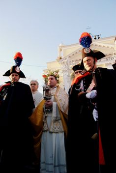 Novoli, Lecce.Italy. Procession to St. Anthony. Thanks to https://www.facebook.com/LucillaCumanPhotography #AriaLuxuryApulia