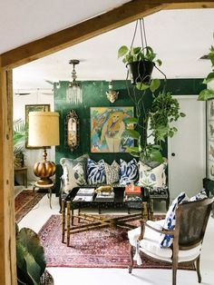 Top 20 BOHO GLAM DESIGN Rooms & Spaces — firefly+finch Neoclassical Interior, Eclectic Design, Eclectic Decor, Eclectic Bedrooms, Eclectic Style, Cozy Eclectic Living Room, Bohemian Bedrooms, Gothic Bedroom, Home Interior Design