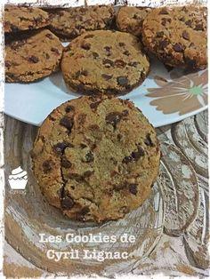 Les Cookies de Cyril Lignac – Je Veux des Gourmandises