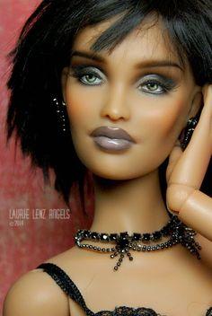 Kingdom Doll Brigantia, Aishwarya >>> enhanced by Laurie Lenz