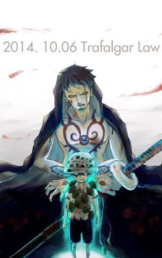 Law/One piece