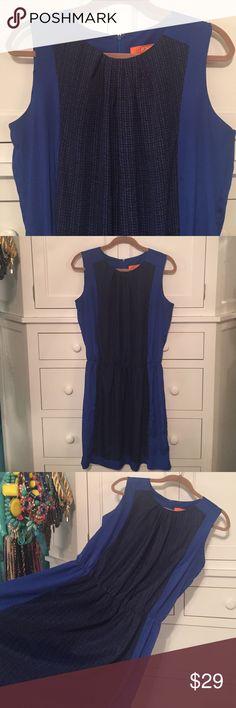 Joe Fresh Dress Worn once, excellent condition, pull on style, zip back closure Joe Fresh Dresses