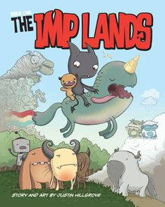 The NEW Imp Lands Issue #1