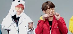 BTS V and Jungkook Aegyo