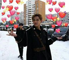 New memes heart kpop nct Ideas K Meme, Kpop Memes, Lucas Nct, Winwin, K Pop, Taeyong, Nct 127, Cute Memes, Funny Memes