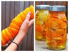"""Nu aruncați cojile de portocale! Reciclarea lor vă poate aduce foarte multe beneficii. De pildă, puteți """"prepara"""" din ele un oțet alimentar extrem de aromat și sănătos, și totodată un detergent eficient pentru curățarea casei."""