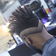 Black men haircuts come in all sorts of styles. A gallery of some of the most attention-grabbing and stylish haircuts for black men you could try out today. Black Men Haircuts, Stylish Haircuts, Black Men Hairstyles, Cool Haircuts, Hairstyles Haircuts, Fresh Haircuts, Textured Haircut, Fade Haircut, Short Hair Cuts