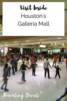 The history and current stores in Houston's Galleria is worth a look. It's quite a change! Click to see more or save this pin for later. More at Traveling Seouls