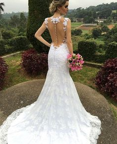 ❤️ #wedding #weddingdress #vestidodenoiva #bride #bridestyle #noiva #noivas #casamento #celebrate #bouquet #buquedenoiva #sonho #luxo #inspiração