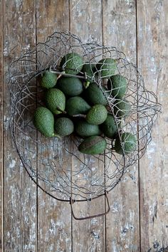 avocados. Add this to the list of things with which you can win me over.
