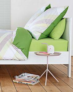 Odkryj to właśnie w Tchibo. Linen Bedding, Duvet, Blanket, Chair, Furniture, Home Decor, Linen Sheets, Down Comforter, Decoration Home