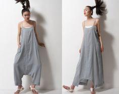 linen dress – Etsy NL