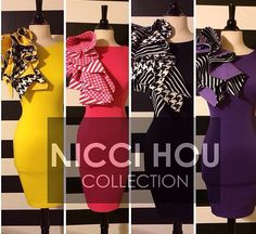 They have MORE colors!!! Nicci Hou. I love!!!