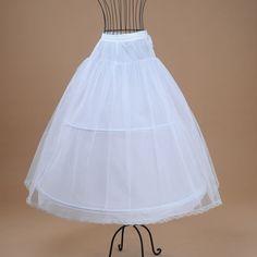 crinoline petticoat | Bridal White Crinoline Crinolines Petticoat Petticoats Hoop Skirt Slip ...
