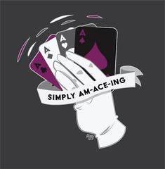 Asexuality is a sexual orientation where a person doesn't experience sexual attraction towards anyone. This is a place for asexuals, demisexuals,. Ace Pride, Ace Of Hearts, Feelings, Wallpapers, Grey Ace, Lgbt Memes, Le Happy, Funny, Community