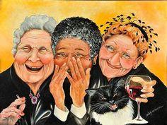 Wenn ich alt werde, möchte ich nicht jünger aussehen. Ich möchte nur glücklicher aussehen. Verfasser unbekannt ~ Invecchiando, non voglio sembrare più giovane. Voglio solo sembrare più felice... dal web  ~ **Empatia_** https://www.facebook.com/Perri.M.60/
