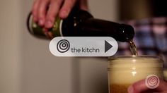 Video: The Best Way to Pour a Beer for Perfect Foam — Video Tips from The Kitchn