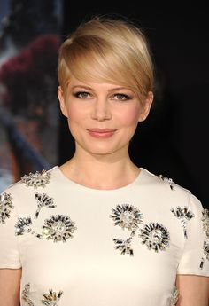 Michelle Williams' Layers