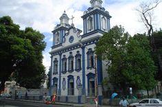 Salvador, Bahia, Brasil - Igreja Nossa Senhora de Nazaré