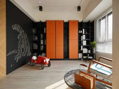 An Apartment in Taiwan That Keeps the Children in Mind - Design Milk  ~ Great pin! For Oahu architectural design visit http://ownerbuiltdesign.com