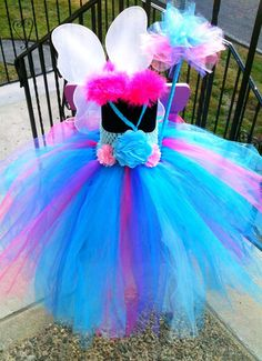 This would be cute for the girls to wear for their birthday