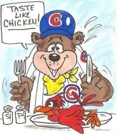 Chicago Cubs beat St. Louis Cardinals to become the National League Central Champs!! (Sept. 27, 2017)