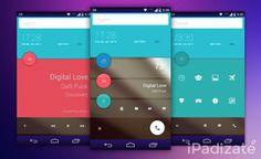 Android L Funcionando en un iPhone 5s de Apple… ¡Increíble!