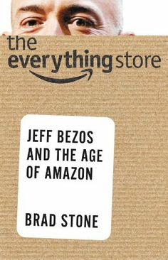 The Everything Store: Jeff Bezos and the Age of Amazon by Brad Stone, http://www.amazon.com/dp/B00BWQW73E/ref=cm_sw_r_pi_dp_Xufzsb18AVWR0