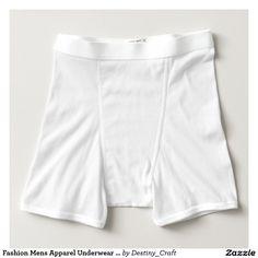 Fashion Mens Apparel Underwear Briefs