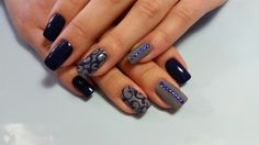 Nails, Beauty, Great Ideas, Finger Nails, Beleza, Ongles, Nail, Cosmetology, Manicures