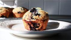 Elly's Art: Blueberry Muffins – Blaubeer-Muffins