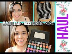 HAUL - Compras Maquillaje, Ropa y Accesorios