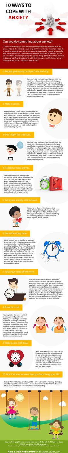 10 Creative Ways to Fight Anxiety for Big Kids and Small