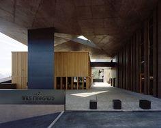 Cantina Nals-Margreid, Bolzano, 2011 - Markus Scherer Architekt