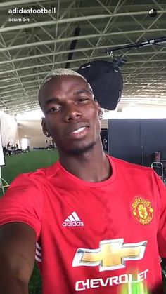 Paul Pogba Manchester United 2016