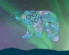 Celtic Polar Bear